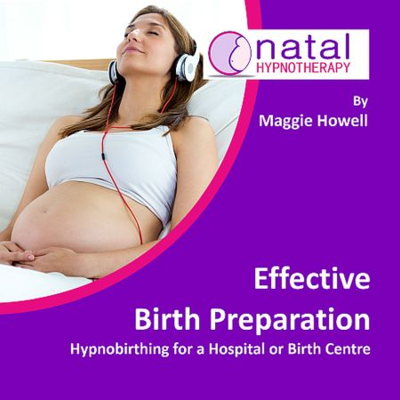 Hypnobirthing for Hospital or Birth Centre - MP3 download