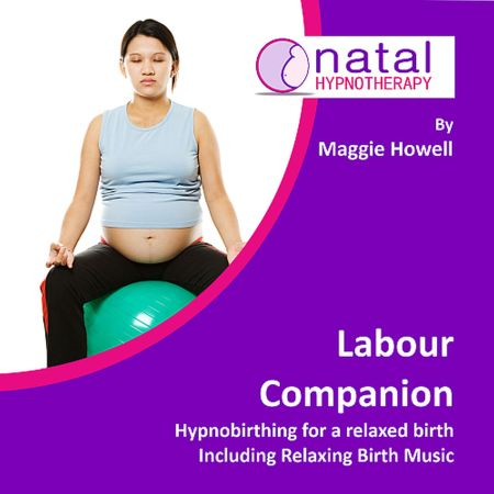 Labour Companion - Hypnobirthing for a Calm Birth including Relaxing Birth Music - MP3 Download